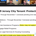 Jersey City Together has top Waterfront Project attorney address housing concerns