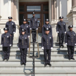 Demand mounts to defund the police in Jersey City as they add new class of 15 officers