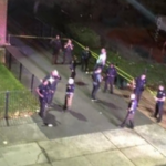 Jersey City police seeking shooter who struck victim outside Marion Gardens complex