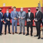 North Bergen swears in 7 new cops, bringing NBPD up to highest total officers ever