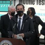 Fulop on COVID-19 vaccine: The state isn't providing enough education on the side effects