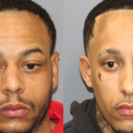 Secaucus police team up with other agencies to arrest two men for armed robbery