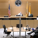 For 3rd Hudson freeholder meeting in a row, public comment revolves around ICE contract
