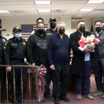 North Bergen makes Christmas donations for family reeling from tragedy in 2020