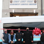 N.J. EMS Task Force donates van to West New York EMS to help with COVID-19 vaccinations