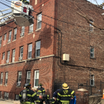 One Bayonne resident displaced due to brief one-alarm fire, deputy chief says