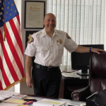 Jersey City Police Chief Kelly set to retire next month after over three decades of service