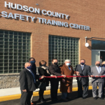 After $2.5M renovation, Hudson County officials cut the ribbon on Public Safety Training Center