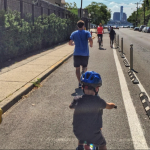 NJ DOT awards Hoboken $325k to build protected bike lanes on Sinatra Drive