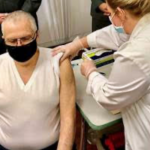 Hoboken University Medical Center begins COVID-19 vaccinations for city's senior population