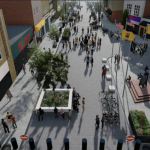 City of Jersey City announces $6.7M overhaul of Newark Ave. Pedestrian Plaza