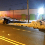 Drunk driving crash in Secaucus results in two people injured, assault by auto charges