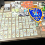 Union City police team up with several agencies for major narcotics bust, recover $51k