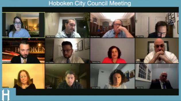 Hoboken council OKs amended North End redeveloper agreement, prelim budget